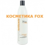 Nua Шампоан за укрепване на слънчоглед, 500 ml