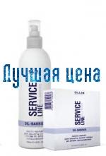 OLLIN LIGNE DE SERVICE Barrière anti-huile pour protéger le cuir chevelu pendant la teinture, 12 x 2 ml.