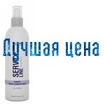 OLLIN SERVICE LINE IQ-Spray lissant la structure des cheveux, 150 ml.