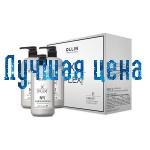 OLLIN X-PLEX - Set pour la restauration des cheveux, 250 ml + 250 ml + 250 ml