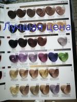 INEBRYA COLOR професійна крем-фарба для волосся на насінні льону і алое, 100мл