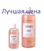 INEBRYA Sakura Restorative Shampoo - сакура Відновлюючий шампунь, 1000 мл