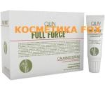 OLLIN Sérum apaisant pour cuir chevelu sensible à l'extrait de bambou FULL FORCE, 10 x 15 ml.