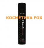 OLLIN Fixation de fixatif capillaire en aérosol, 500 ml