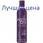 KEEN Мусс для волос сильной фиксации STYLING MOUSSE STRONG, 400 мл