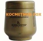 KLERAL Semi Di Lino Mask restoring on the basis of flax, 250 ml.