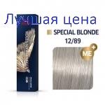 Wella Koleston 12/89 перловий сандре фарба Колестон для волосся, 60 мл.