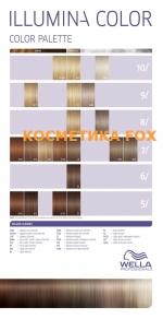 Wella Professionals Illumina Color Краска для волос, 60 мл.