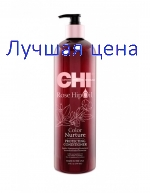 CHI Rose Hip Oil Conditioner Conditioner med rosenolie og keratin, 739 ml